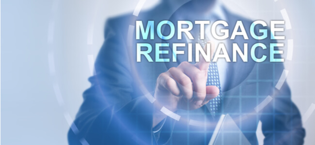 Mortgage Relief application and key from home.